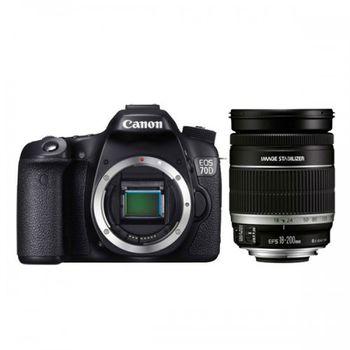 купить Canon EOS 70D + 18-200 IS KIT в Кишинёве