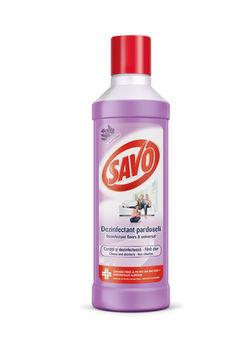 Средство для мытья полов Savo Lavender,  1л