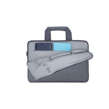 """15.6"""" Сумка для ноутбука RivaCase 7930, Grey"""