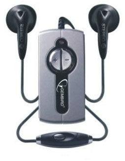 Earphone Bluetooth Gembird BTSHS-001