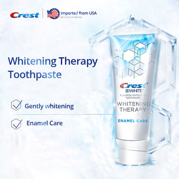 купить Crest 3d white Whitening therapy - enemal care в Кишинёве