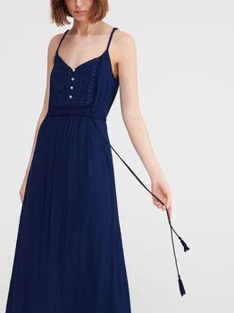 Платье RESERVED Темно синий