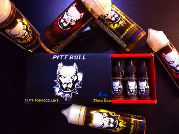 купить Pit Bull: Elite Line mix Vape 6х11 ml (box) в Кишинёве