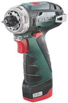 купить Аккумуляторный шуруповерт Metabo PowerMaxx BS в Кишинёве