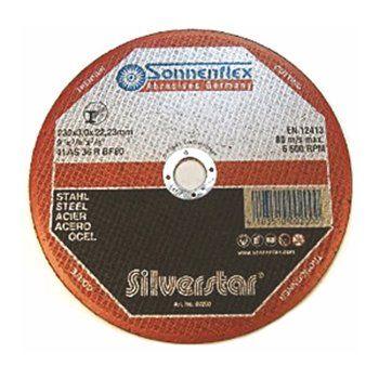 купить Диск отрезной по камню 180 х 3,0 х 22,23мм Silverstar  (00230) в Кишинёве