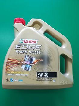купить Castrol Edge 5w-40 diesel 4l в Кишинёве
