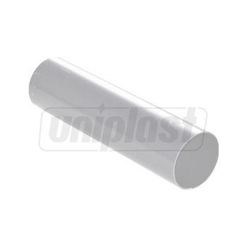 купить Труба ПВХ ф.80 1м бел. First Plast TDB81 в Кишинёве