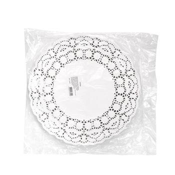 купить Ажурная салфетка сервировочная, круглая, диаметр 32 см в Кишинёве