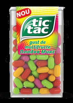 Tic Tac Fruit Mix