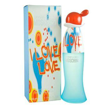 MOSCHINO I LOVE LOVE EDT 50 ml