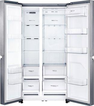 купить Холодильник Sibe by Side LG GC-B247SMDC в Кишинёве