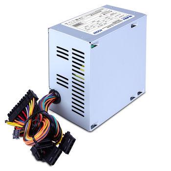 PSU SVEN PU-450AN, 450W, ATX 2.31, 80mm fan, 20+4 Pin, 2x SATA, Grey