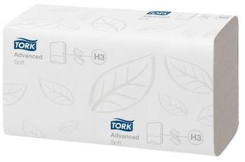 Листовые полотенца Tork Singlefold сложения ZZ (H3)
