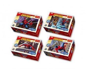 "Пазлы - ""54 mini"" - ""Time for Spider-Man / Disney Marvel Spiderman"", код 42243"