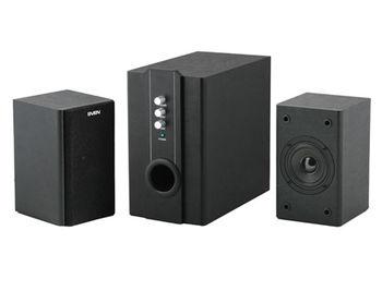 Active Speakers SVEN SPS-820 Black ( 2.1 surround, RMS 38W, 18W subwoofer, 2x10W Satellites ) (boxe sistem acustic/колонки акустическая сиситема)