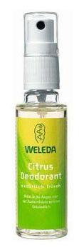 cumpără Weleda Deodorant cu citrice, 30ml în Chișinău