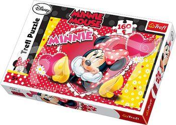 "Trefl Пазл ""Thinking Minnie / Disney Minnie"", (160 деталий )"
