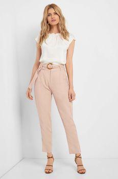Pantaloni ORSAY Bej 356213