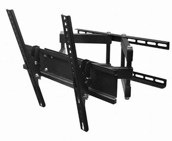 "Wall Mount Gembird 26-55"" balck "" WM-55RT-03"",50kg"