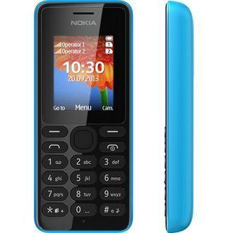 Nokia 108 DUOS Black