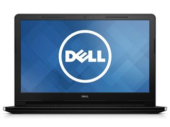 "DELL Inspiron 15 3000 Black (3552), 15.6"" HD+Windows10HE64 (Intel® Pentium® Quad Core N3710 2.56GHz (Braswell), 4Gb DDR3 RAM, 500Gb HDD, Intel® HD Graphics 405, DVDRW, CardReader, WiFi-N/BT4.0, 4cell, HD720p Webcam, RUS,  2.3 kg )"