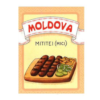 купить Магнит на холодильник - Мититей (мич) в Кишинёве