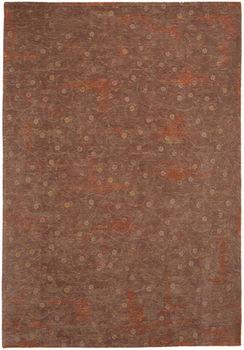 Ковёр ручной работы LOUIS DE POORTERE Silver Lining Mayan Sun 8522