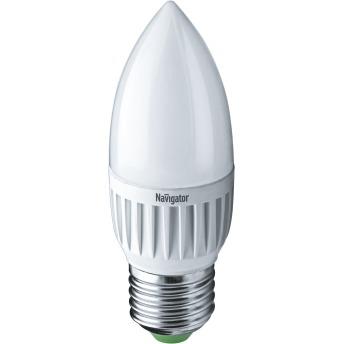 cumpără (LL) LED (5W) NLL-P-C37-5-230-4K-E27-FR (Standard) în Chișinău