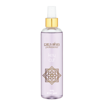 Spray pentru toate tipurile de păr, ACME DeMira Key Cut, 250 ml.