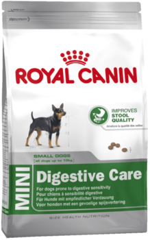 купить Royal Canin MINI DIGESTIVE CARE 2kg в Кишинёве