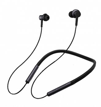 "Xiaomi ""Mi Bluetooth Neckband Earbuds"" EU (stereo), Black, Bluetooth 4.1, 8h play time, Standby 280hrs, Communication distance 10m, Sweat resistant and durable, Song Switching"
