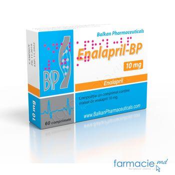 купить Enalapril-BP comp.10 mg N20x3 (Balkan) в Кишинёве