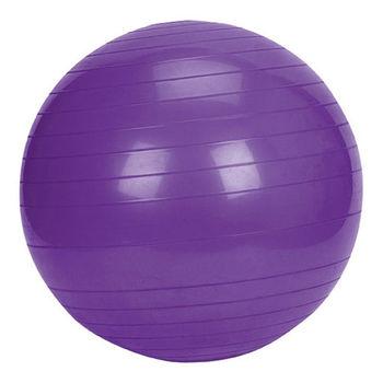 купить Надувной мяч Lijian для фитнеса с насосом, диаметр 75 см, YG-034 в Кишинёве