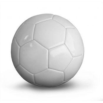 Футбольный мяч белый Yakimasport White 100303