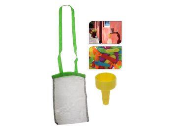 Набор водяных шариков 100шт, в сумке