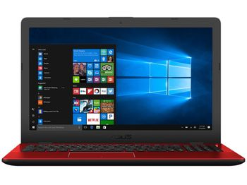 "купить ASUS 15.6"" X542UQ Red (Core i3-7100U 4Gb 1Tb) в Кишинёве"