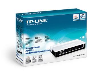 """ADSL Router TP-LINK """"TD-8840T"""""""