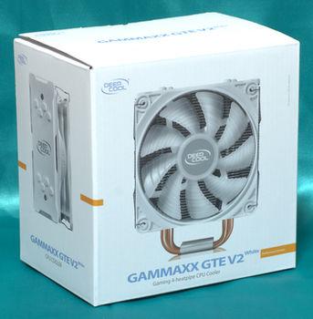 "AC Deepcool LGA115x & AMx ""GAMMAXX GTE V2 WHITE"""