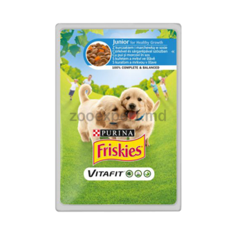 купить Friskies Junior(курица и морковь) в Кишинёве