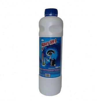 купить Средство для очистки канализационных труб «Крот №1»  1000 мл. в Кишинёве