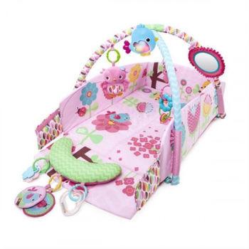 купить Bright Starts Развивающий коврик Sweet Songbirds 5 в 1 в Кишинёве