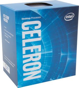 Intel® Celeron® Dual-Core G3930, S1151, 2.9GHz, 2MB L2, Intel® HD Graphics 610, 14nm 51W, Box