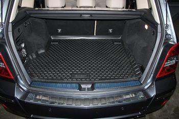 MERCEDES-BENZ GLK-Class X204, 2008->, кросс. Коврик в багажник