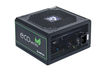 Блок питания 700W ATX Power supply Chieftec GPE-700S, 700W, Black, ATX-12V V.2.3 PSU, FAN 12cm, 85% Bronze, 6xSATA, 2x PCI Express, Retail+Power Cable, Active PFC (Power Factor Correction) (sursa de alimentare/блок питания)