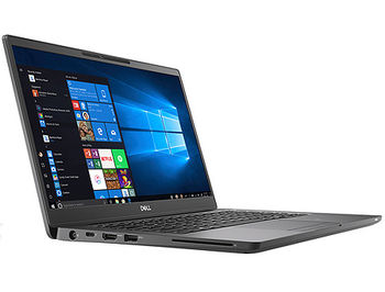 "Laptop 13.3"" DELL Latitude 7300 Carbon Fiber, Intel QuadCore i7-8665U 1.9-4.8GHz vPro/16GB DDR4/256GB SSD PCIe NVMe/Intel UHD620/WiFi 802.11ac/Bluetooth 5.0/WebcamHD/Backlit Keyboard/13.3"" FHD AG SLP Display (1920x1080)/Windows 10 Pro 64-bit"