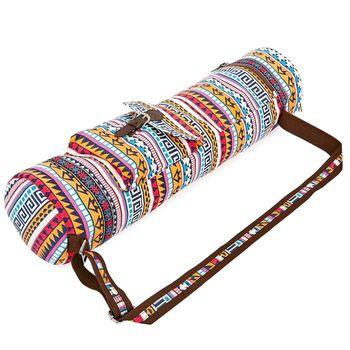 Сумка-чехол для йога-коврика (16x70 см) Fodoko FI-6972 (4002)