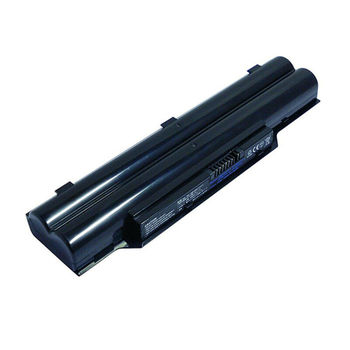 Battery Fujitsu LifeBook A532 AH532 AH532 AH512 A512 GFX FMVNBP213 FPCBP347AP FPCBP331 10.8V 5200mAh Black OEM