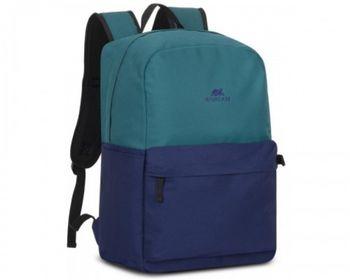 "купить 16""/15"" NB backpack - RivaCase 5560 Aquamarine/Cobalt Blue в Кишинёве"