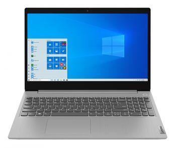 """Lenovo IdeaPad 3 17ADA05 Platinum Grey 17.3"""" TN HD+ 250 nits (AMD Athlon Silver 3050U 2xCore 2.3-3.2GHz, 4GB (on board) DDR4 RAM, 256GB M.2 2242 NVMe SSD, AMD Radeon Graphics, w/o DVD, WiFi-AC/BT, 3c"""