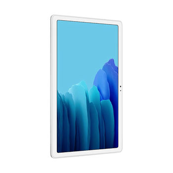 "Планшет 10.4"" Samsung Galaxy Tab A7 T505/32 LTE Silver, TFT 2000x1200 WUXGA+, CPU OctaCore 2GHz, 3GB RAM + 32GB Memory, 4G LTE, Rear cam 8 MP, Front 5 MP, microSD, Wi-Fi 802.11AC 2.4GHz+5GHz, BT 5.0, Android, 7040mAh"